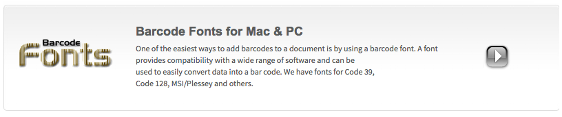go to fonts page